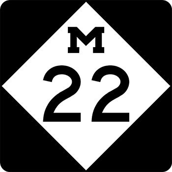 M-22 Leland, Michigan